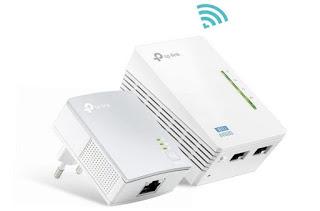 Powerline Wi-Fi