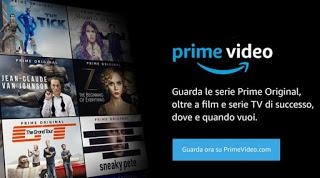 Prime subscription