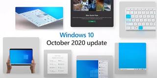 windows 10 2009 update