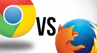 the best between Firefox and Chrome