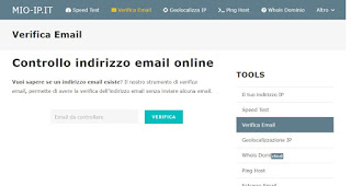 My IP mail