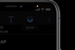 IPhone led