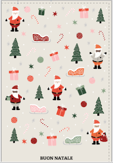 Greeting card: Christmas spirit
