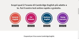 Test Cambridge