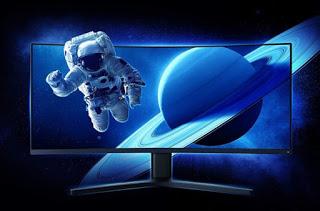 Big monitors
