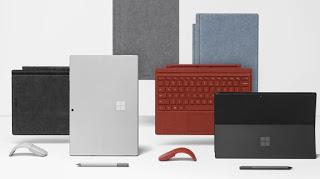 Notebook tablet