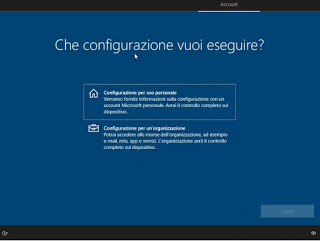 Windows first start