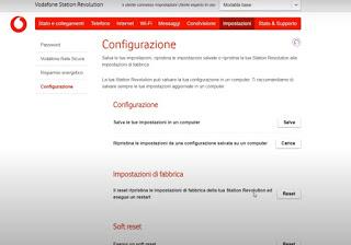 Vodafone modem