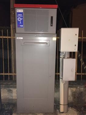 fiber cabinet