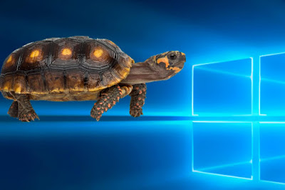 Windows 10 slow